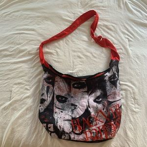 🛍NEW LISTING🛍 Black Veil Brides Hobo Bag